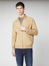 Ben Sherman SIGNATURE HARRINGTON sand