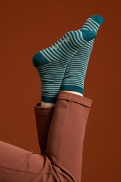 King Louie socks 2-Pack Aberdeen Dragonfly Green