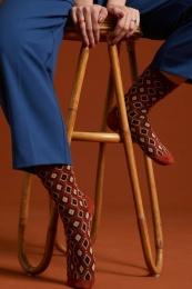 King Louie socks 2-Pack Deuce Spicy Brown