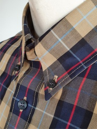 Fred Perry shirt Check Short Sleeve