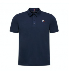 Le Coq Sportif polo shirt Essentiels dress blues