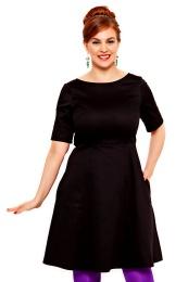 Cissi och Selma dress Irma black