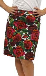 BELLE Short skirt roze red
