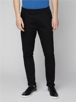 Skinny Jean Black Denim