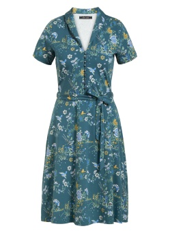 Emmy Dress Griffin Dragonfly green