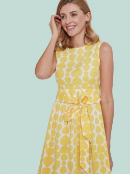Non-stop Dancing Dress Heartbeat yellow