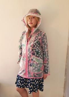 Raindance Clear Waterproof Jacket