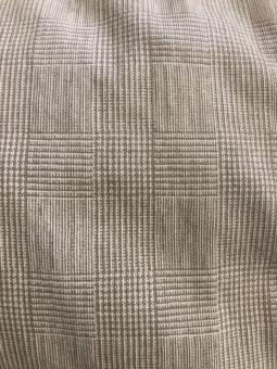 Shorts check beige p337