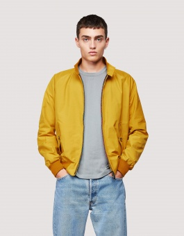 G9 Baracuta The Harrington Empire yellow