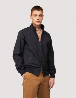 G9 Baracuta The Harrington Dark Navy