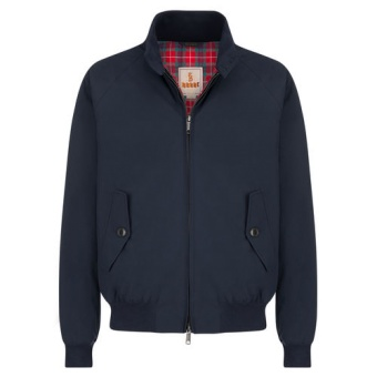 G9 Baracuta the harrington navy