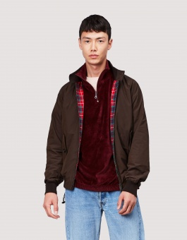 G9 Baracuta The Harrington Chocolate