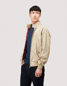 G9 Baracuta The Harrington Natural