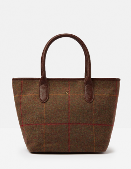 Carey Tweed Grab Bag Brown