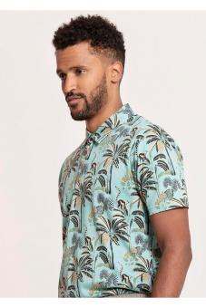 4funkyflavours polo shirt I.O.U.