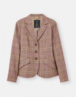 Highcombe pink tweed