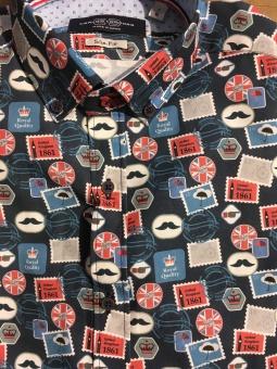 Carlos Cordoba Shirt Brittish