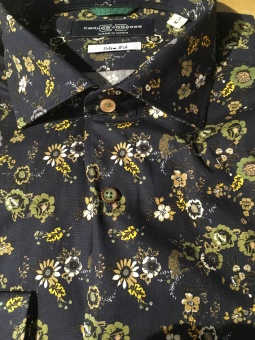Carlos Cordoba Shirt Flower