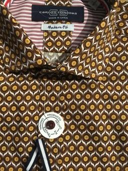Carlos Cordoba Shirt 70's Print