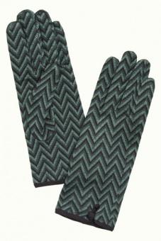 Indra Grön Handske