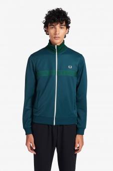 CHEST PANEL track jacket