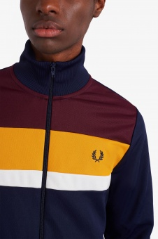 Colourblock Track Jacket