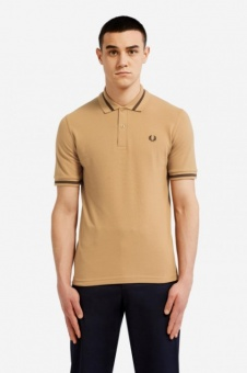 Single Tipped FP Shirt Caramel