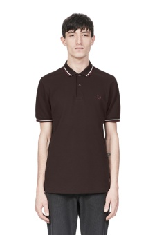 Twin tipped shirt Liquorice
