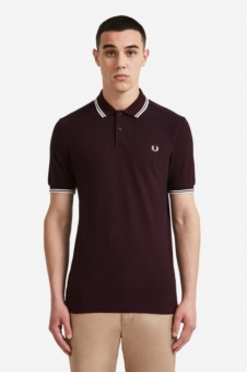 Twin Tipped FP Shirt Shiraz/Black