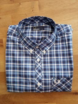 4 colour gingham shirt