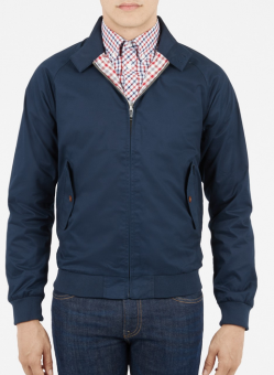 Cotton harrington navy