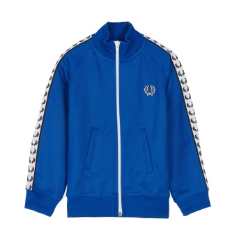 Kids Tape track jacket regal
