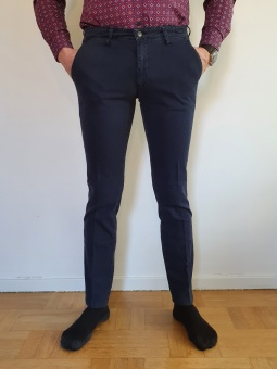 Fourten Chinos navy T910