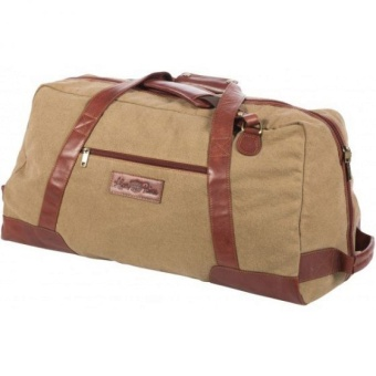 Bag canvas sand