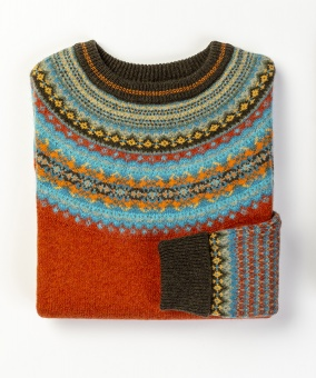 Alpine Sweater Pheasant