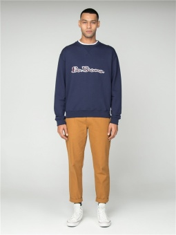 Archive Logo Sweat Navy