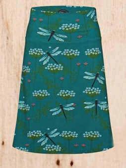 Skirt dragonfly blue
