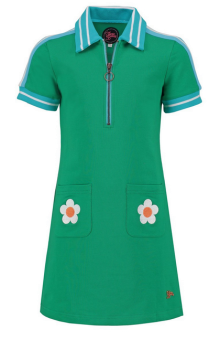 Dress Sporty Summer Mini Green