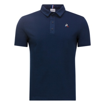 Le Coq Polo Shirt Blue
