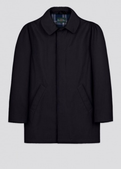 Alan Paine raincoat Gorston navy