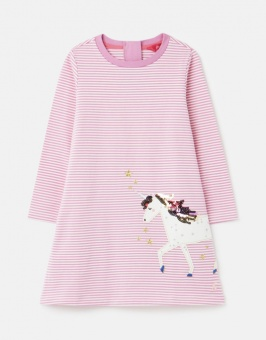 Joules kids dress Rosalee