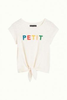 PL Knot T-Shirt Petit