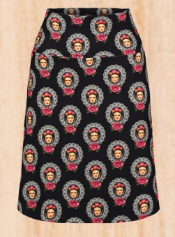 Frida skirt black