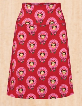 Frida Skirt red