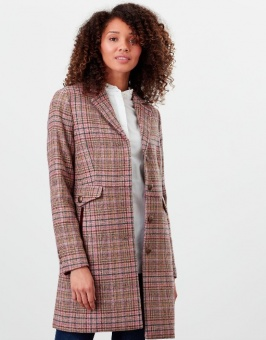 Windsor pink tweed