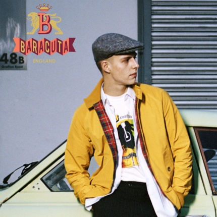 Baracuta - The Harrington - Made in England