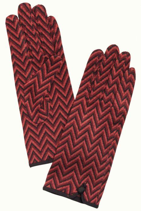 Indra Röd Handske