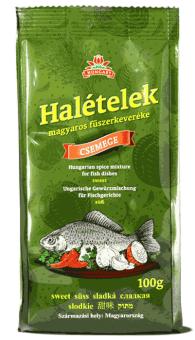 Kryddblandning Fiskrätter