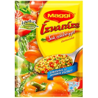 Kryddblandning Grönsaker