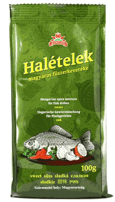 Kryddblandning Fiskrätter (stark)